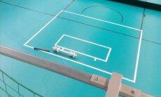 Policija sola tuvākajā laikā atvērt slēgto Ķekavas novada sporta halli