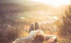 Uzņemt skābekli un vairot laimes hormonus – kā izmantot vasaras vakarus savā labā
