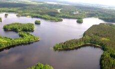 Latgales pērles Rušona ezerā – salas, ko gandrīz nav ietekmējusi cilvēka darbība