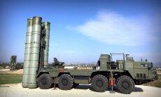 Krievija izvietos Krimā savas modernākās pretgaisa aizsardzības sistēmas