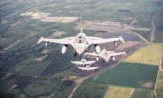 NATO agrīnās brīdināšanas sistēmas lidmašīnas kopš Krimas aneksijas veikušas vairāk nekā 1000 lidojumus