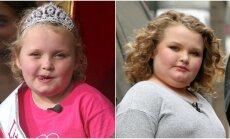 Toreiz un tagad: kā izaugusi bērnu skaistumkonkursu zvaigzne Bū Bū