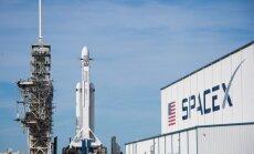 SpaceX перенесла запуск глобального интернета