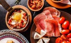 Piektdienas nakts Spānijas noskaņās - gardas receptes iedvesmai