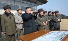 Ziemeļkoreja brīdina: ASV ir kodolieroču sasniedzamības zonā