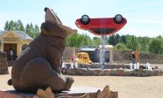 """ФОТО. В тематическом парке """"Аварийная бригада"""" в этом году будет в два раза больше аттракционов"""