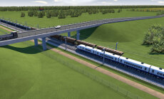 Расходы на соединяющую Латвию с Европой ж/д Rail Baltica могут достичь 5 млрд евро
