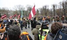 Noraidīts 'Latvijas Antinacistiskās komitejas' pieteikums atcelt ierobežojumus 16. marta pasākumiem