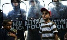 Kopš stājies spēkā ES-Turcijas līgums, Egejas jūrā neviens imigrants nav noslīcis