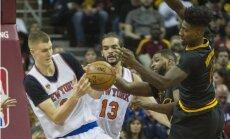 В НБА стартовал новый сезон: 5-очковый дебют Бертанса и 16+7 от Порзиньгиса