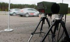 Raidījums: fotoradaru firmai sodu maksāšana izdevīgāka nekā līgumu pildīšana