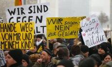 Krievijas mediju aizstāvētā pusaudze atzīstas melos par izvarošanu Berlīnē