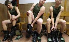 Krievijas armija atsakās no kājautiem