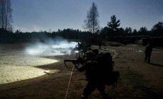 Правительство одобрило проведение в Латвии шести международных военных учений