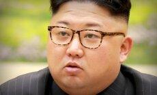 Ziemeļkoreja noraida ANO 'ļaunās sankcijas'