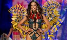 ФОТО, ВИДЕО: Подробности шоу Victoria's Secret-2016. За кулисами и на подиуме