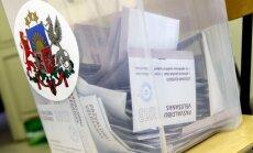 CVK noraida visas saņemtās sūdzības par pašvaldību vēlēšanām