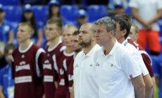 Latvijas basketbolisti aizvada 'Eurobasket 2013' pirmā posmā izšķirošo spēli