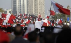 Bahreinā notiekošajos nemieros arestēti trīs futbolisti un slēgti seši klubi