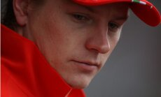Raikonens sapīcis par 'Ferrari' komandas taktiku