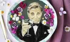 Garšīgā māksla: 'Instagram' hits – pārsteidzoši gleznojumi brokastu bļodiņās