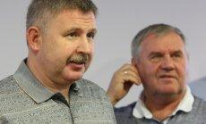 Bojā gājis pazīstamais hokeja treneris Vasīlijs Tihonovs