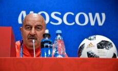 Черчесов получил звонок от Путина прямо во время пресс-конференции