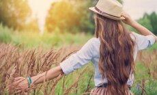 Ar sapni par garām cirtām - produkti, kas var paātrināt matu augšanu