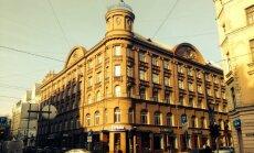 Igaunijas fonds par 8,9 miljoniem eiro iegādājies biroju ēku Rīgā
