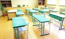 Plānots likvidēt piecas profesionālās skolas