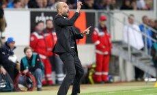 Gvardiola pāries uz 'Manchester City'