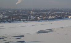Smoga laikā neviena institūcija nevar pateikt, kāda ir putekļu koncentrācija Rīgā