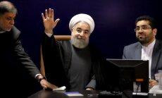 Nākamais ir Islāma Republikas Irānas izdevības gads, raksta 'RFE'