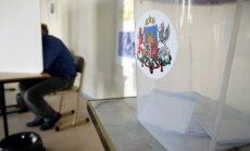 Lielbritānijā uz Saeimas vēlēšanām būs 15 vēlēšanu iecirkņi