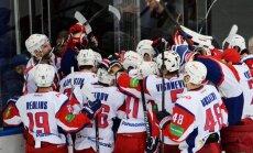 Jaroslavļas 'Lokomotiv' otrajā 'play-off' spēlē pēc kārtas pieveic Sanktpēterburgas SKA