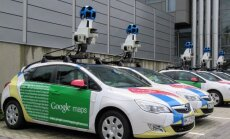 'Google Street View' automašīna atkal fotogrāfēs Latvijas ceļus