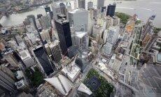 Kā Ņujorka izskatās no skatu platformas simtajā stāvā