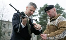 Пабрикс: Улманис допустил ошибку, решив не сопротивляться советской армии