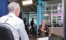 'Delfi TV ar Jāni Domburu': Vai Nacionālā apvienība baro 'Saskaņu'