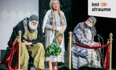 Koncerts – satikšanās teātra vecmeistaru atbalstam 'Es esmu'. Video tiešraide noslēgusies