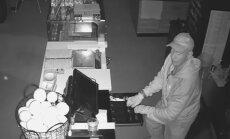 Restorāns lūdz palīdzību zagļa atpazīšanā