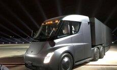 ФОТО: Tesla представила прототип электрогрузовика