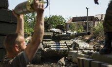 Krievija atslēdz elektroenerģiju teroristu kontrolētajām teritorijām Ukrainas austrumos