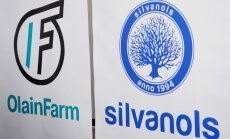 'Olainfarm' koncernam pērn rekordapgrozījums; valde piedāvā izmaksāt dividendes