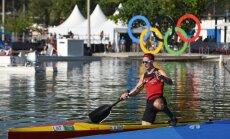 Kanoe airētājs Iļjins izcīna 13. vietu Riodežaneiro olimpiskajās spēlēs