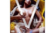 ФОТО: топ-модели разделись для мужского журнала