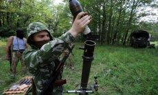 Turčinovs: Specdienesti desmit reizes mēnesī ziņoja, ka noteikts laiks Krievijas iebrukumam Ukrainā
