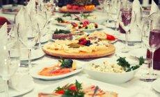 Rīkojam viesības mājās – kā aprēķināt cienasta daudzumu