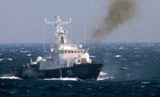Latvijai pagaidām pietiek naudas patruļām, lai reaģētu uz Krievijas karakuģu aktivitātēm jūrā