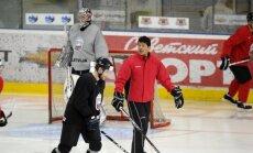 Latvijas hokeja izlasei pievienojas vēl daži kandidāti